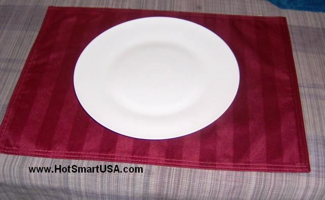 Bone china plate by HotSmart